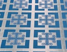 Church fabric 10742 7