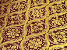 Ткань церковная 10744 5