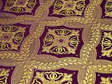 Church fabric 10748