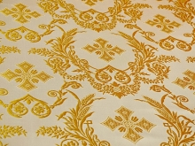Church fabric 10751