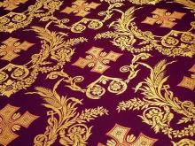 Ткань церковная 10751 8