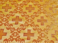 Church fabric 10753