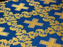 Church fabric 10754