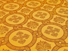 Church fabric 10763