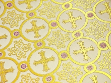 Church fabric 10764