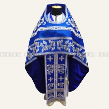 EMBROIDERED PRIEST'S VESTMENTS 10772