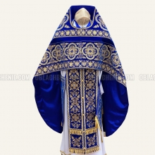 EMBROIDERED PRIEST'S VESTMENTS 10773
