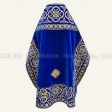 EMBROIDERED PRIEST'S VESTMENTS 10773 1