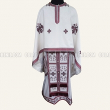 PRIEST'S VESTMENTS 10777
