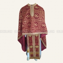 PRIEST'S VESTMENTS 10781