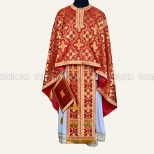 PRIEST'S VESTMENTS 10782