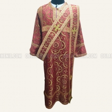 DEACON'S VESTMENTS 10808