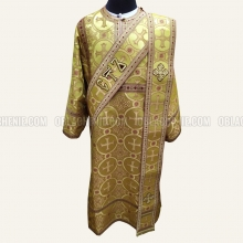 DEACON'S VESTMENTS 10809