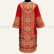 EMBROIDERED BISHOP'S VESTMENT 10892