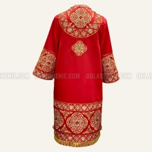 EMBROIDERED BISHOP'S VESTMENT 10892 3