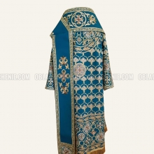 EMBROIDERED BISHOP'S VESTMENT 10893