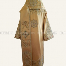 EMBROIDERED BISHOP'S VESTMENT 10894 3