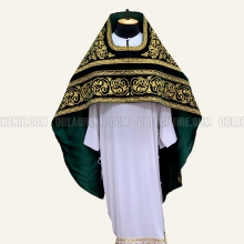 EMBROIDERED PRIEST'S VESTMENTS 10927 2