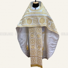 EMBROIDERED PRIEST'S VESTMENTS 10929 1