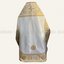 EMBROIDERED PRIEST'S VESTMENTS 10929 2