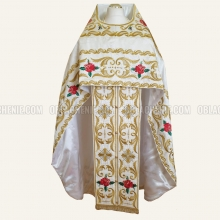 EMBROIDERED PRIEST'S VESTMENTS 10931