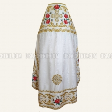 EMBROIDERED PRIEST'S VESTMENTS 10931 2