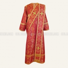 Deacon's vestments for sale. Order, buy online church vestments - Oblachenie
