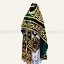 EMBROIDERED PRIEST'S VESTMENTS 10985