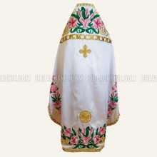 EMBROIDERED PRIEST'S VESTMENTS 11019 2