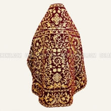 EMBROIDERED PRIEST'S VESTMENTS 11020