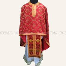 PRIEST'S VESTMENTS 11022