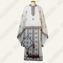 PRIEST'S VESTMENTS 11051