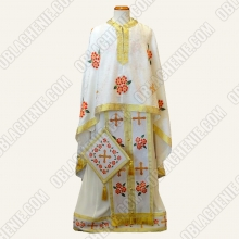 PRIEST'S VESTMENTS 11058