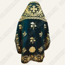 EMBROIDERED PRIEST'S VESTMENTS 11074 2