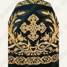 EMBROIDERED PRIEST'S VESTMENTS 11074 5