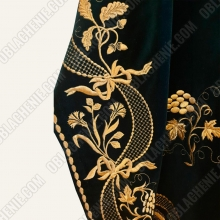 EMBROIDERED PRIEST'S VESTMENTS 11074 6