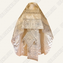 EMBROIDERED PRIEST'S VESTMENTS 11075