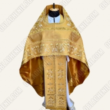 EMBROIDERED PRIEST'S VESTMENTS 11079