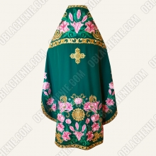 EMBROIDERED PRIEST'S VESTMENTS 11082 2