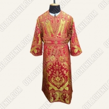 Subdeacon's vestments 11100