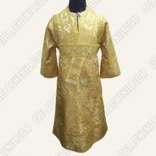 Subdeacon's vestments 11109