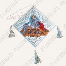 Epigonation embroidered 11119 2