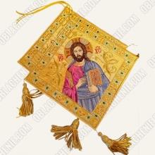 Epigonation embroidered 11122 1