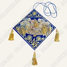 Epigonation embroidered 11123 2