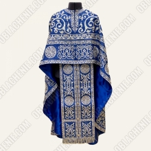 EMBROIDERED PRIEST'S VESTMENTS 11241