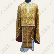 PRIEST'S VESTMENTS 11255