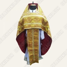 PRIEST'S VESTMENTS 11266