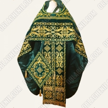 EMBROIDERED PRIEST'S VESTMENTS 11311 2