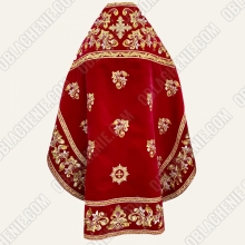 EMBROIDERED PRIEST'S VESTMENTS 11314 2