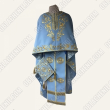 EMBROIDERED PRIEST'S VESTMENTS 11319 2